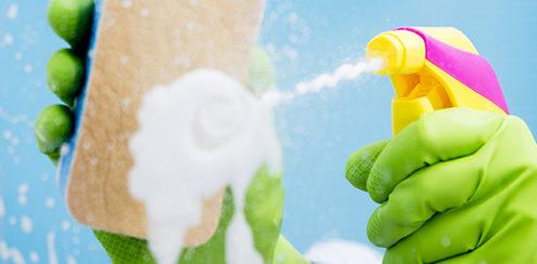 Igienizzare detergere sanificare disinfettare