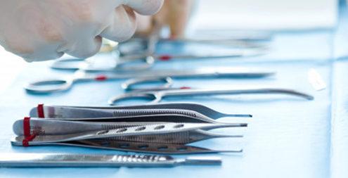 ripristino aree sterili