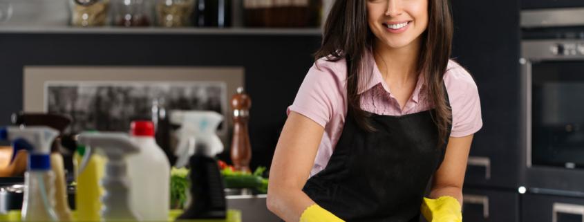 Pulire la cucina dopo ogni utilizzo