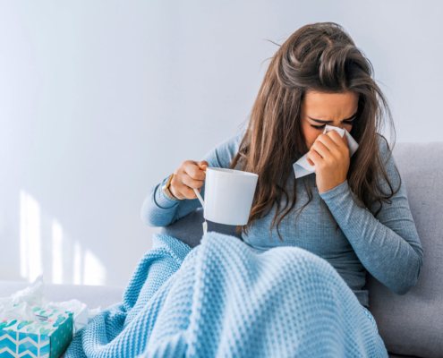 Prevenire l'influenza