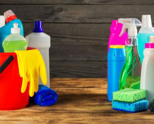 I prodotti per le pulizie hanno una data di scadenza?