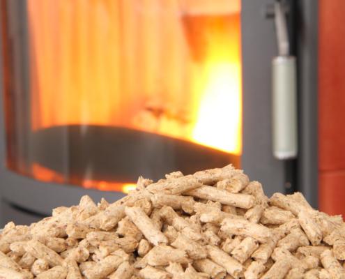 Pulire la stufa a pellet