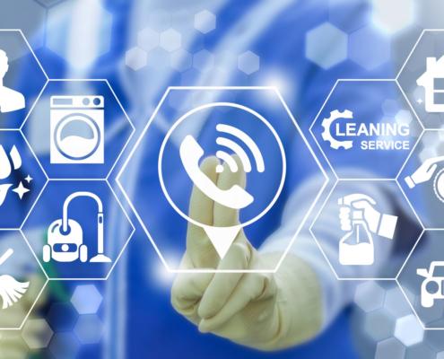Come funziona la collaborazione tra azienda e impresa di pulizie?